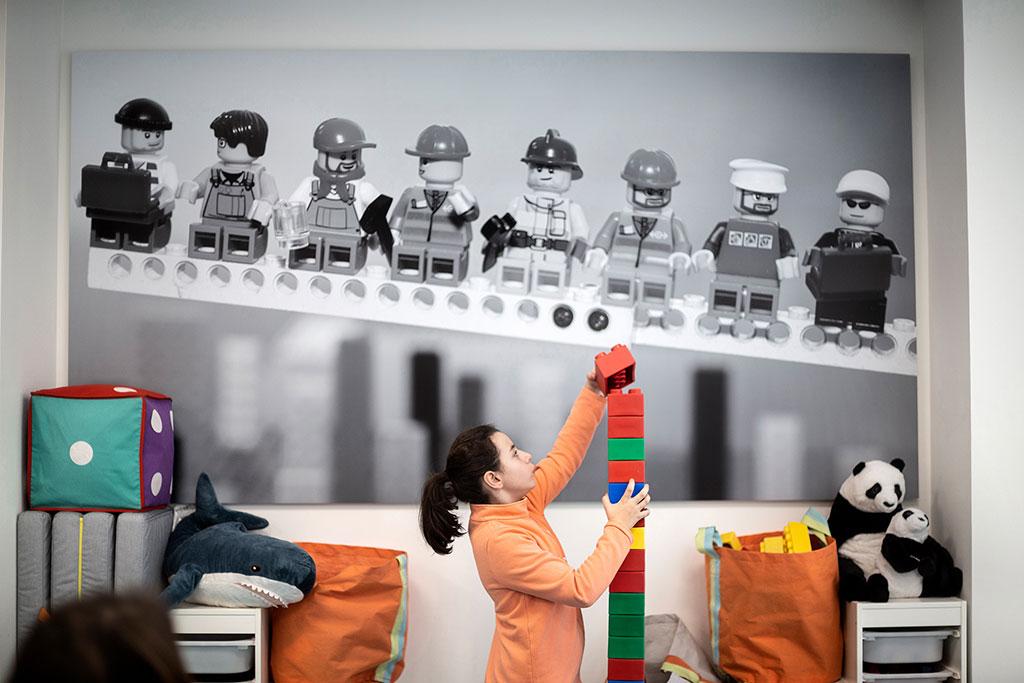 Lego Education para Infantil. Jugamos, construimos, compartimos y aprendemos.