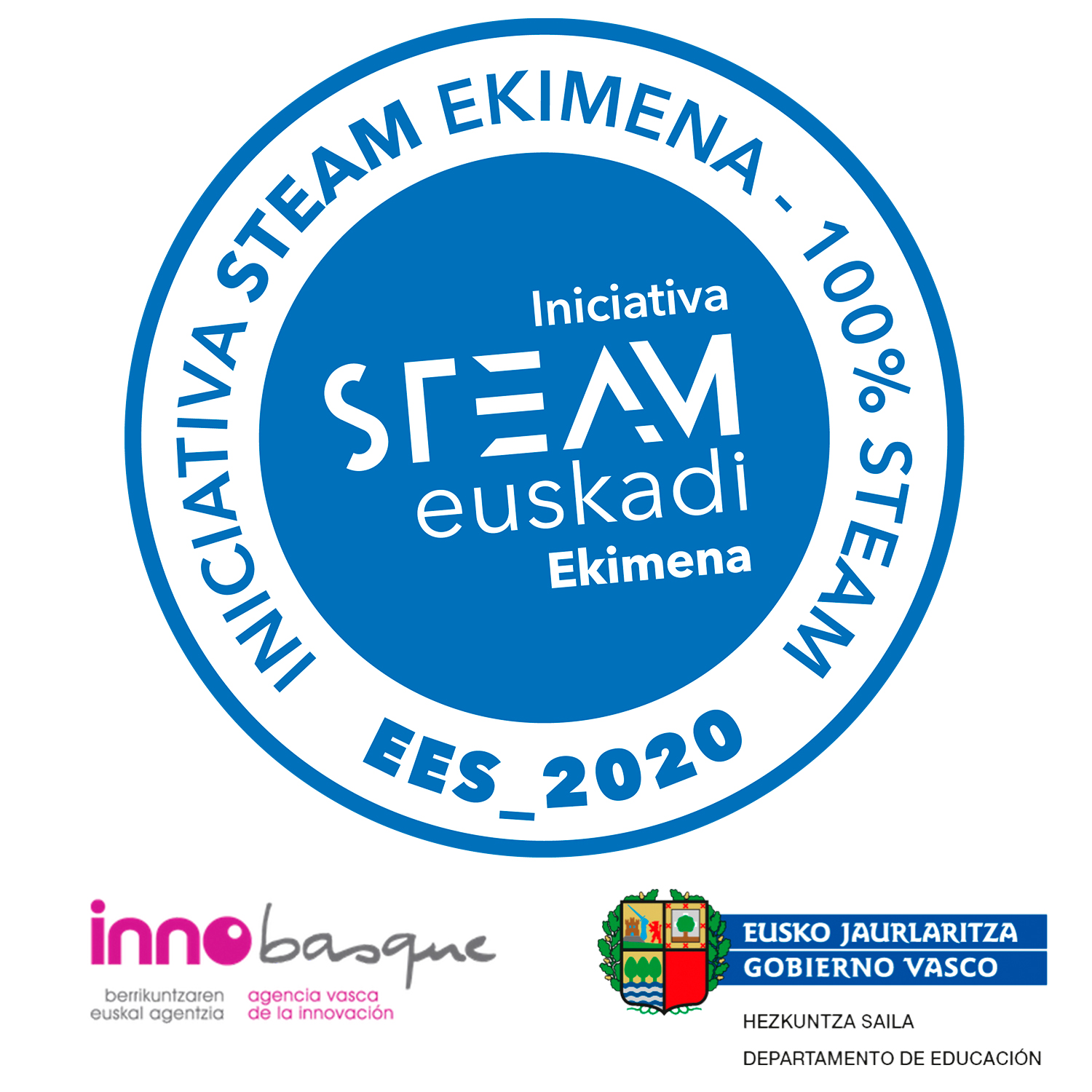 Sello STEAM Euskadi Innobasque