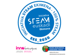 sello STEAM innobasque