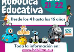 Robotica Educativa curso 21-22
